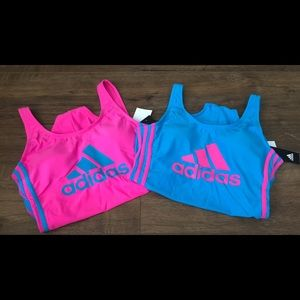 ADIDAS-NWT One Piece Swimsuit-Choice of Color